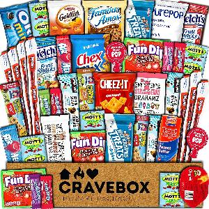 Enter To Win A CraveBox Gift Package!!