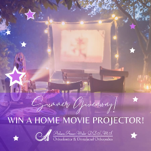 Enter to WIN a Home Movie Projector!
