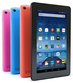 Enter To Win A Kindle Fire - 4 Winners