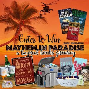 Enter to win an awesome Paradise/Beachy Prize Pack!