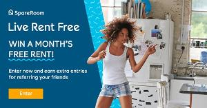 Enter to WIN Free Rent (or Mortgage) for a Month (up to $1,500)!
