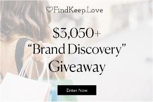 Enter to win gift cards and prizes of celeb skincare favs, anti-aging solutions, healthy snacks, chic lifestyle accessories, custom gifts, washable paper bags, easy waterless shave wipes for beauty-on-the-go and more!