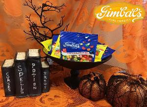 Enter to win Gimbal's Trick-or-Treat Sweepstakes