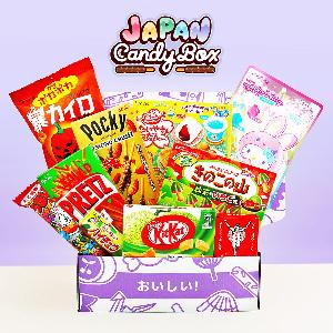 Enter to win Japan Candy Box