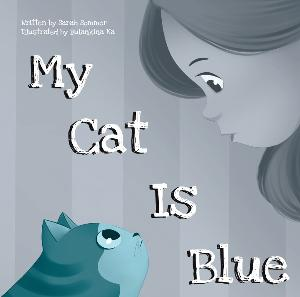Enter to win signed MY CAT IS BLUE (hardback) and $50 Amazon Gift Card (one winners/USA only)