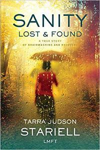 Enter to win the book: SANITY Lost & Found