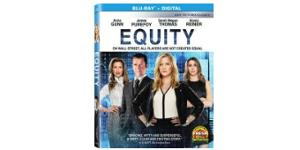 Equity on Blu-ray ($22.99)