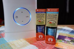 Essential Oil Diffuser Giveaway Contest image