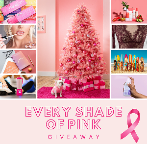 Every Shade of Pink