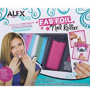 Fab Foil Nail Roller from Alex Toys Giveaway!