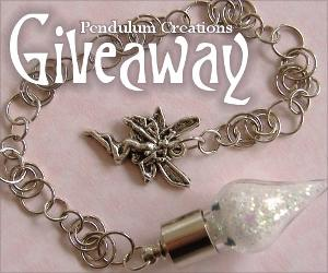 Fairy Wishing Pendulum