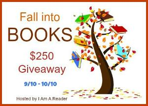 Fall into Books $250 Giveaway 2018