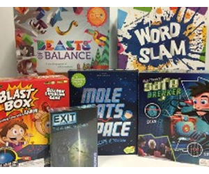 Family Game Prize Package