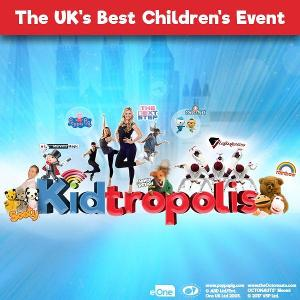 Family Ticket to Kidtropolis Giveaway!