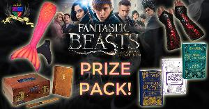 Fantastic Beasts Prize Pack