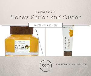 Farmacy's Honey Potion and Savior