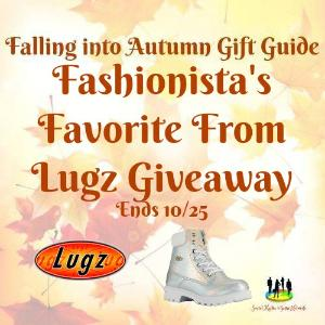Fashionista's Favorite From Lugz Giveaway