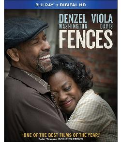 FENCES on blu-ray
