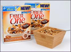 Fiber One Nutty Clusters & Almonds Prize Pack
