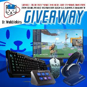 Finalmouse Air58 Ninja Cherry Blossom Blue , Steelseries ARCTIS 7 Wireless Gaming Headset +more