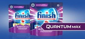 finish dishwashing cleaner