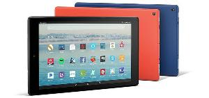 """Fire HD 10 Tablet with Alexa Giveaway"""""""