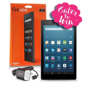 "Fire HD 8 Tablet, 8"" HD Display, Wi-Fi, 16 GB ($89.99)"
