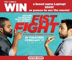 Fist Fight movie cover