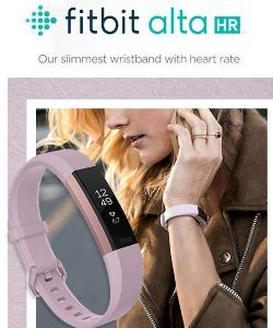 Fitbit Alta HR Giveaway