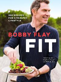 FitBit Charge And Bobby Flay FIT Cookbook