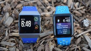 Fitbit Ionic or Apple Watch Series 3