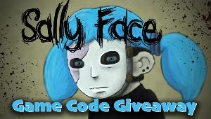 Five lucky winners will be chosen on February 18th to win a game code for the absolutely spectacular Sally Face!!