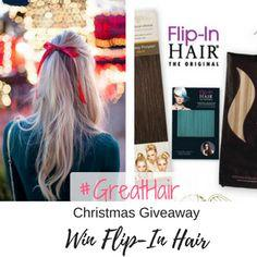 Flip-In Hair Extensions