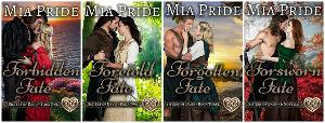 Forbidden Fate by Mia Pride - Book Review & Giveaway