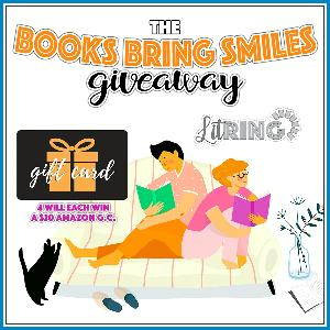 Four lucky readers will each win a $20 Amazon gift card!
