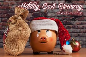 FREE $150 Gift Card or PayPal Worldwide Giveaway Contest image