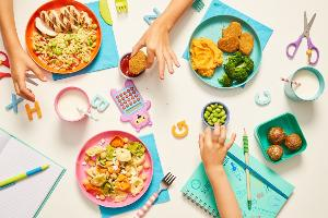 Free Kids' Meals for a Month