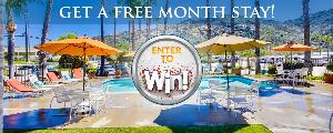Free Month Stay Giveaway: Oak Creek RV Resort