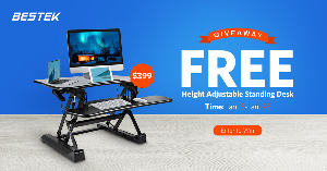 FREE Standing Desk Giveaway