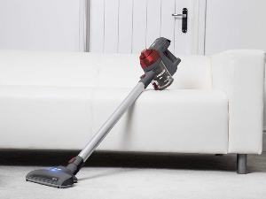 Freedom Pets 22v Lithium 2-in-1 Cordless Stick Vacuum Cleaner