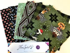 FreeSpirit Holiday Homies Fabric Giveaway