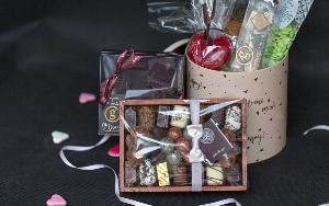 French Chocolate Gift Basket