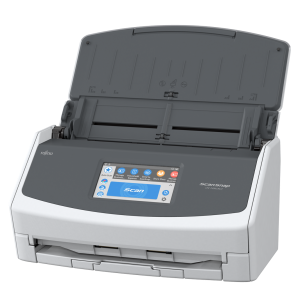 """Fujitsu ScanSnap iX1500 with Intuitive One-button Scanning!"""""""