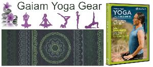 Gaiam Yoga Gear Prize Pk