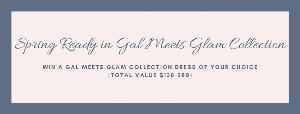 Gal Meets Glam collection