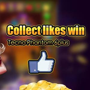 GameMania Sweepstake - Win Tecno and More Cash by Collecting Likes on Facebook