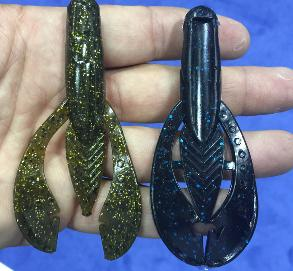 Gene Larew Punch Out Craw Giveaway