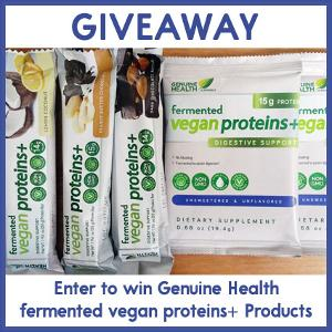 Genuine Health Giveaway