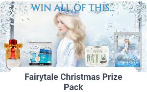 Get cozy with these lovely winter gifts that are bound to see you through all those long chilly nights. Win a Godiva Holiday Cocoa Mug set, a Neutrogena skin Hydration set, a candle and a free eBook copy of a Fairytale Christmas.