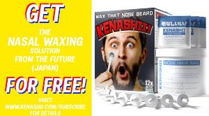 Get Kenashii for FREE and Start 2019 With a Clean Nose!